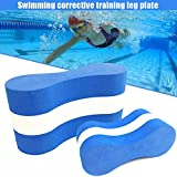 Majome Flotteur pull-buoy d'entraînement de natation en mousse EVA Planche de natation Pour Enfants Adultes