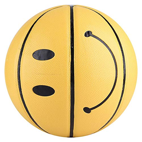 For Sale! Alomejor Youth Basketball Kids Basketball with 5th Cool Design High Elastic Wear-Resistant...