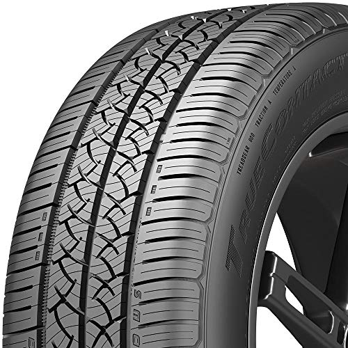 Continental TrueContact Tour All- Season Radial Tire-195/65R15 91T