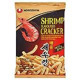 Nong Shim Cracker Con Sabor A Gambas, Picante 75 g