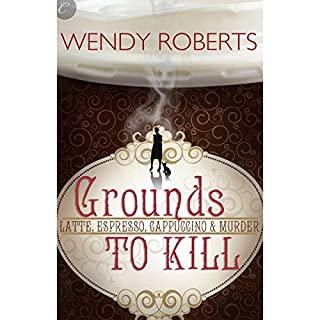 Grounds to Kill audiobook cover art
