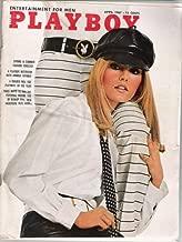 Playboy April 1967 Playmate Gwen Wong