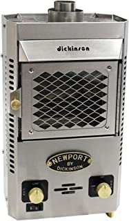 Dickinson Marine Newport P9000 Propane Fireplace