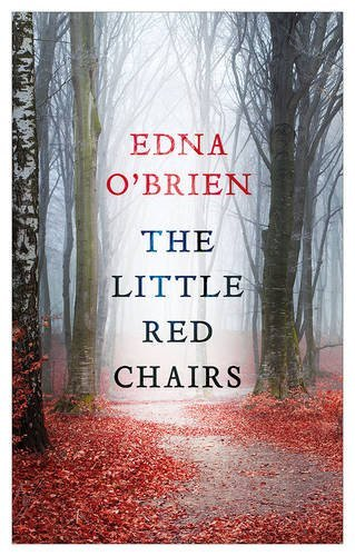 The Little Red Chairs by Edna O'Brien (2015-10-29)