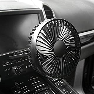Car Fan-car Electric Fan Car with 12V/24v Volt Refrigeration Truck USB for Traveling Car Accessories