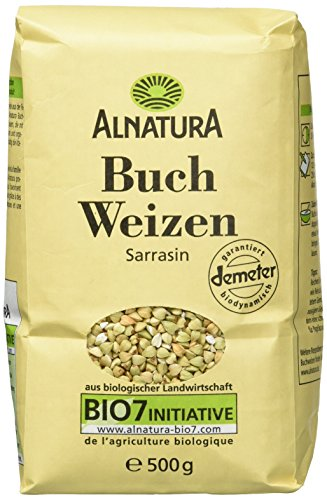Alnatura Bio Buchweizen, 6er Pack (6 x 500 g)