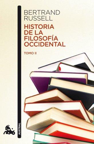 Historia de la filosofía occidental II (Contemporánea)