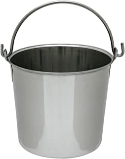 LINDY'S 8-qt Stainless Steel Pail