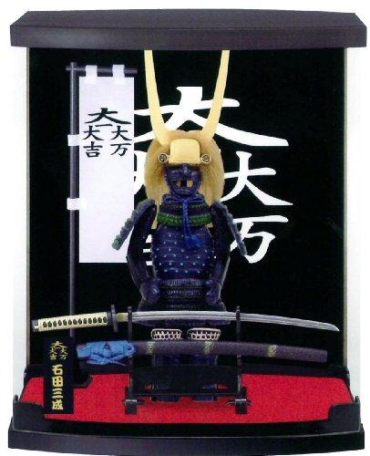 Auténtico Samurai Figura Japonés Histórico Decoración:#Ishida Mitsunari, Armadura de la serie