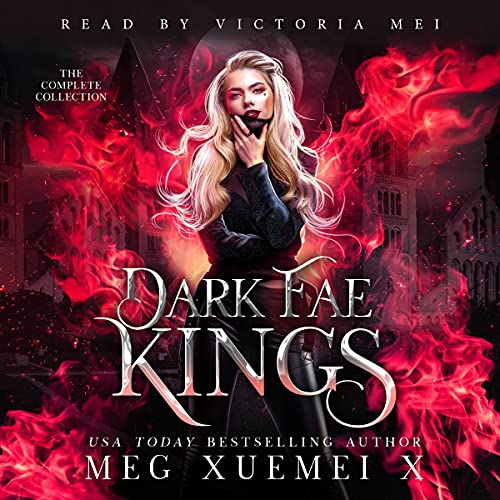 Dark Fae Kings: The Complete Collection: A Shifter Fae Fantasy Romance