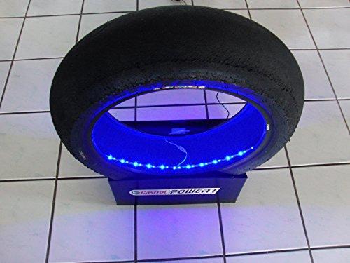 Moto GP/Superbike Slick/Rennreifen mit LED Beleuchtung, Geschenke für Männer