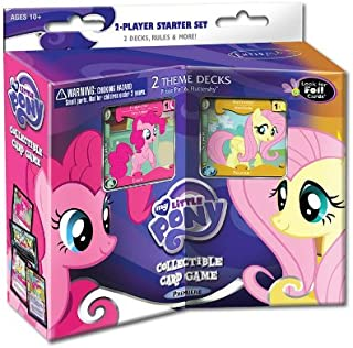 EnterPlay My Little Pony 2-Player Starter Set: Pinkie Pie and Fluttershy