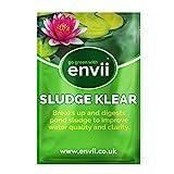 Envii Sludge Klear – Tratamiento para Limpieza de Lodo en Estanques, Limpia y Evita la Creación de Residuos Orgánicos en Estanques, 6 tabletas