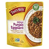 Tasty Bite Indian Entrée, Punjab Eggplant, 10 Ounce (Pack of 6)