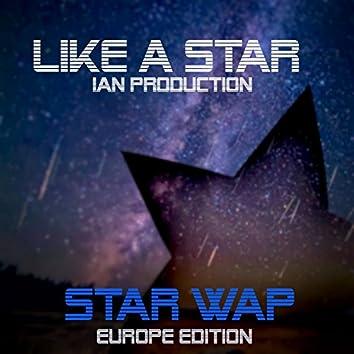 Like a Star (Europe Edition)