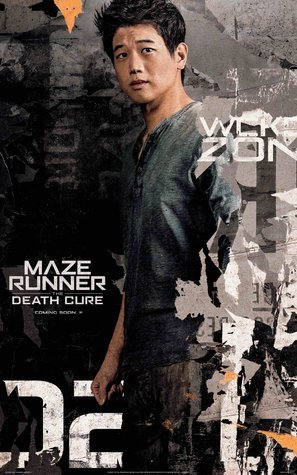 Import Posters Maze Runner : The Death Cure – Minho – U.S Movie Wall Poster Print - 30CM X 43CM