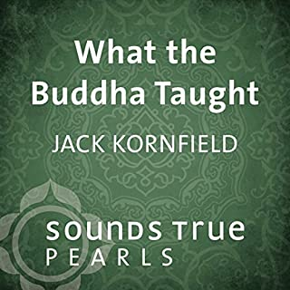 What the Buddha Taught cover art