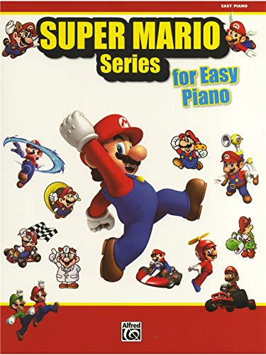 Super Mario Series - Easy Piano. Für Klavier