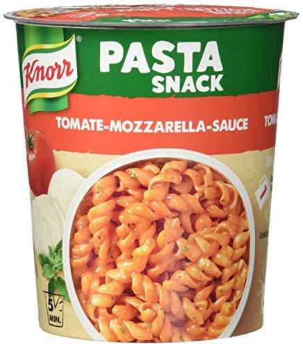 Knorr Pasta Snack Tomaten-Mozzarella-Sauce, 1 Portion, 72 g