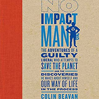 Couverture de No Impact Man