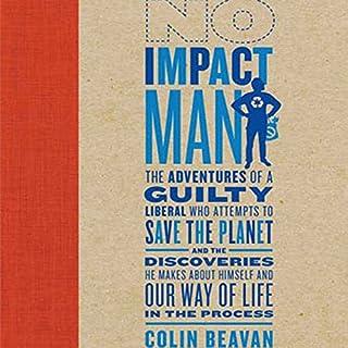 No Impact Man cover art