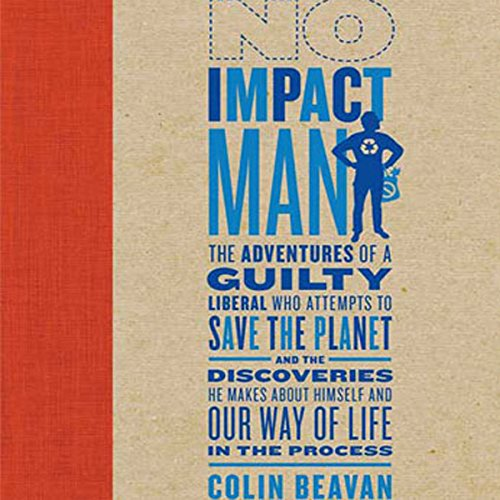 No Impact Man cover art