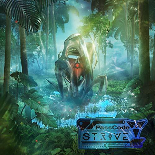 【Amazon.co.jp限定】STRIVE (初回限定盤)(DVD付)(特典:メガジャケ(限定盤絵柄)付)