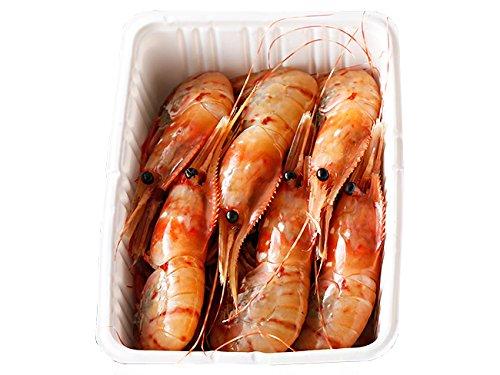 天然ボタンエビ 500g Lサイズ 【ぼたんえび】 刺身で食べれる牡丹海老 高級ボタン海老 【牡丹エビ】