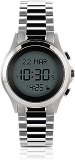 الفجر ساعة رسمية رجال رقمي ستانلس ستيل - WR-02