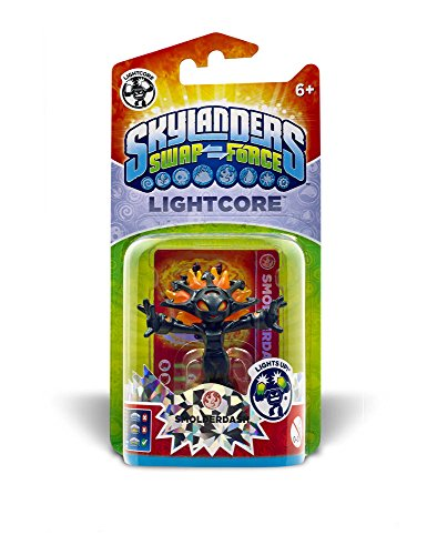 Figura Skylanders: Light Core Smolderdash