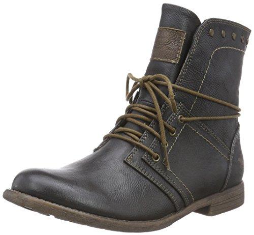 Mustang Damen 1134-602-259 Biker Boots, Grau (259 graphit), 40 EU