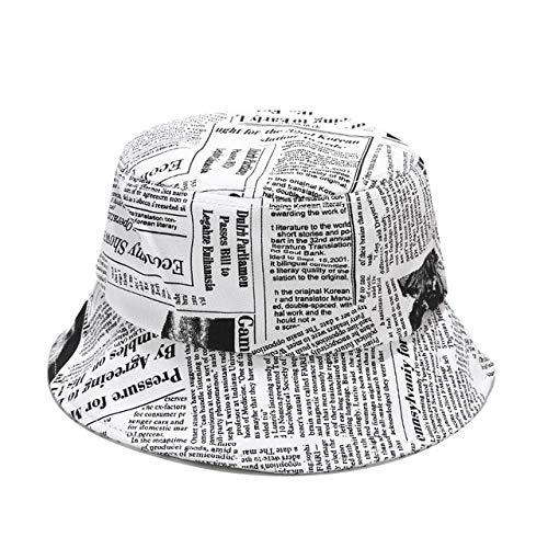 Sombreros de Cubo de Verano, Sombrero de Mujer y Hombre, Sombrero de Pesca de Doble Cara, Gorra de Pescador para niños/niñas, Gorro para Mujer-a6