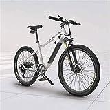 Bicicletas eléctricas de alta velocidad impulsan la bicicleta, LED Faros Bicicletas LCD Display Adulto al aire libre Ciclismo 3 modos de trabajo