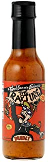 TorchBearer Sauces The Rapture Trinidad Scorpion Pepper Hot Sauce, 5 Ounces - Deadly - All Natural, Vegan, Extract-Free, Made in USA