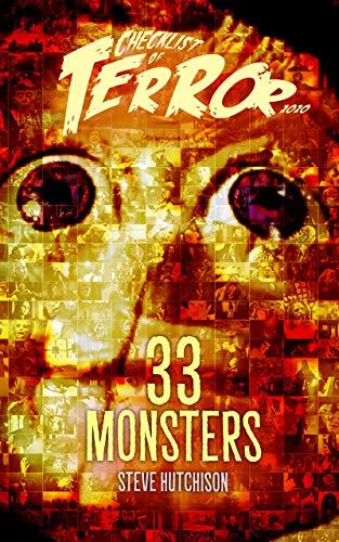 Checklist of Terror 2020: 33 Monsters (Checklist of Terror 2020: Classified Book 2) (English Edition)