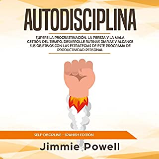 Autodisciplina [Self-Discipline] cover art