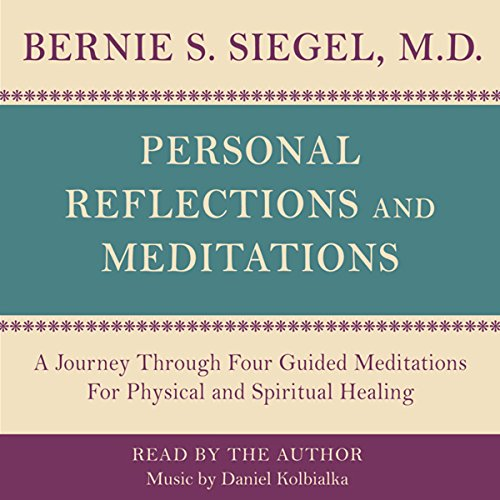 Personal Reflections & Meditations audiobook cover art