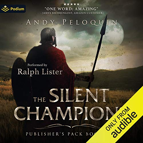 The Silent Champions: Publisher's Pack cover art