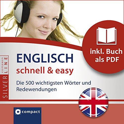 Englisch schnell & easy - Fokus Wortschatz und Redewendungen Titelbild