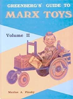 Greenberg's Guide to Marx Toys, Vol. 2