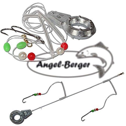 Angel-Berger Brandungsvorfach Meeresvorfach in verschiedenen Varianten (Brandungsvorfach mit Blei)
