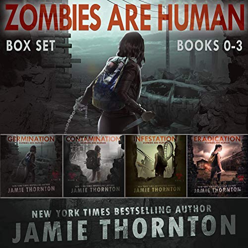 Zombies Are Human (Books 0-3) cover art