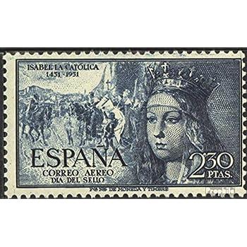 Prophila Collection España Michel.-No..: 1002 1951 Correo aéreo ...