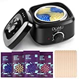 Best Wax Pots - Waxing Kit DUAIU Wax Warmer Kit Includes Black Review