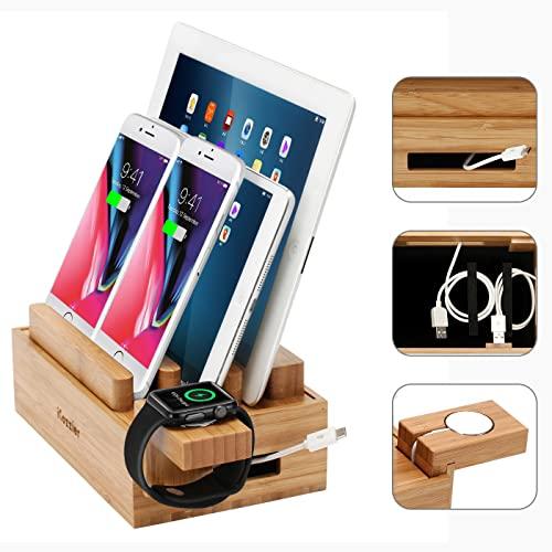 iCozzier Mini Bambus iWatch Bild