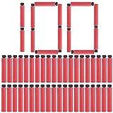 Batop Worker - 100 dardos de 7,2 cm para dardos Nerf N-Strike Elite Blaster, Nerf Rebelle