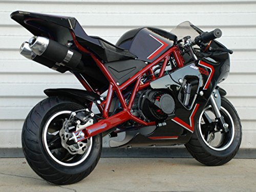 50rr 2-Stroke Gas Pocket Bike Mini Bike
