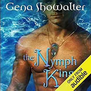 The Nymph King audiobook cover art