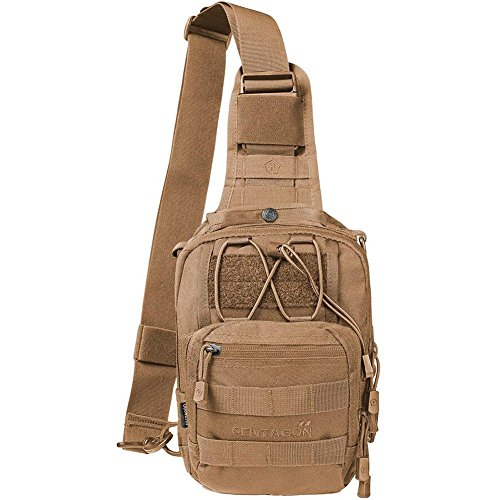 Pentagon UCB Chest Backpack One Size Coyote