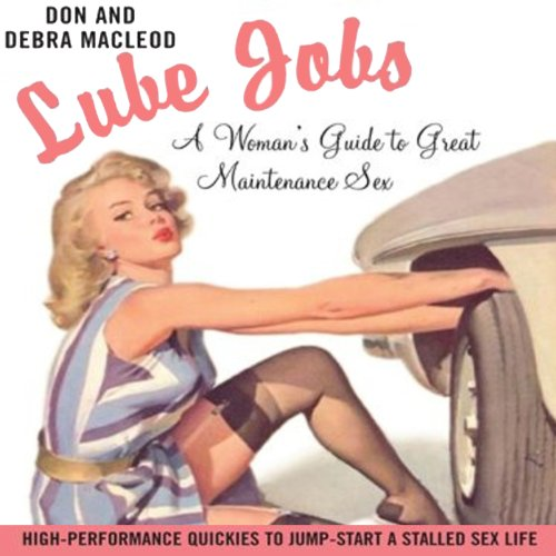 Lube Jobs audiobook cover art